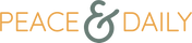 Peace & Daily Logo