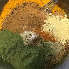 Bubuk Herbal Brahmati