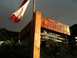 PARQUE NACIONAL JUAN FERNANDEZ