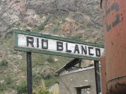 RESERVA NACIONAL RIO BLANCO
