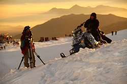 Ruta de la Nieve y el Ski