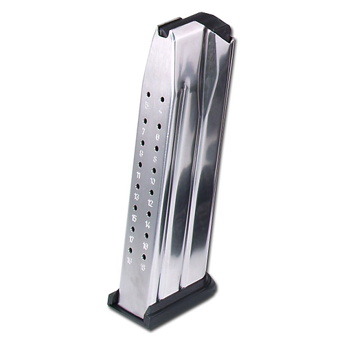 Springfield Armory XDM 9mm Stainless Steel Magazine (19 Rounds)