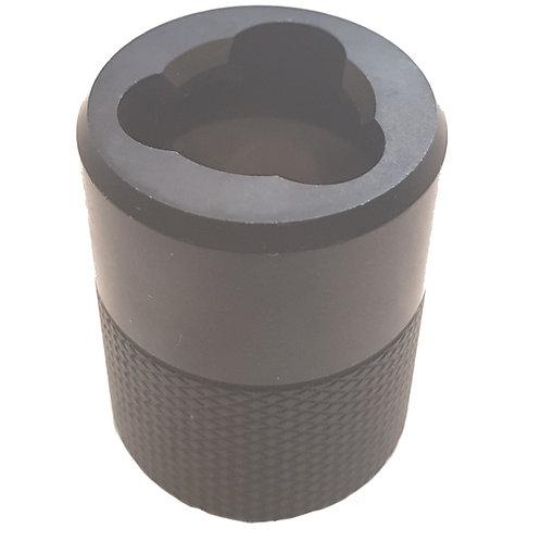 Tri-Lug Suppressor adaptor for H&K Barrels