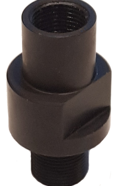 Suppressor adaptor for FN P90 5.56mm platforms