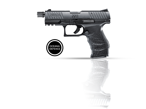 Walther PPQ-SD .22 Tactical