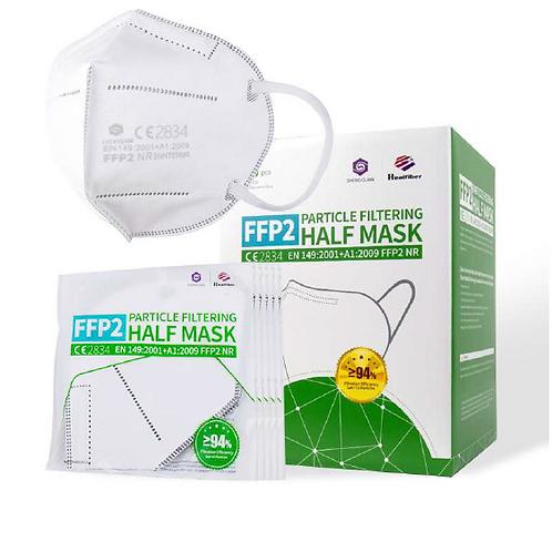 2er Set - FFP2 Maske OHNE Silikon