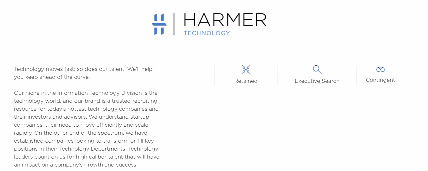 Harmer website image