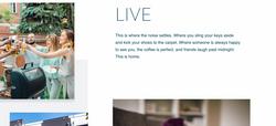 Veridian website image: live