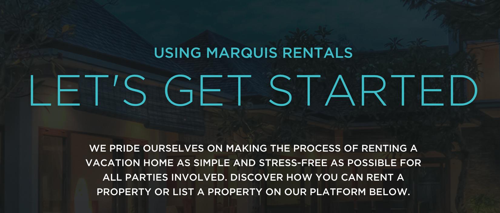 Marquis website image