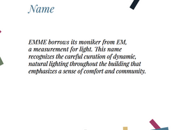 EMME brand guide