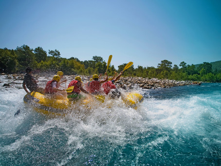 EVERYTHING YOU NEED TO KNOW ABOUT WHITE WATER RAFTING IN RISHIKESH