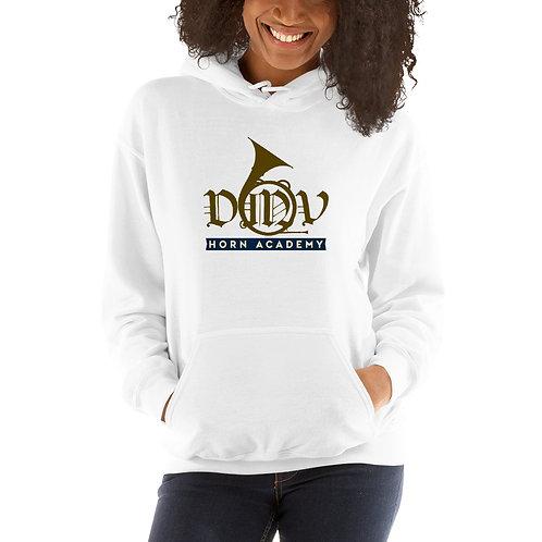 DMV Horn Academy Womens Hoodie