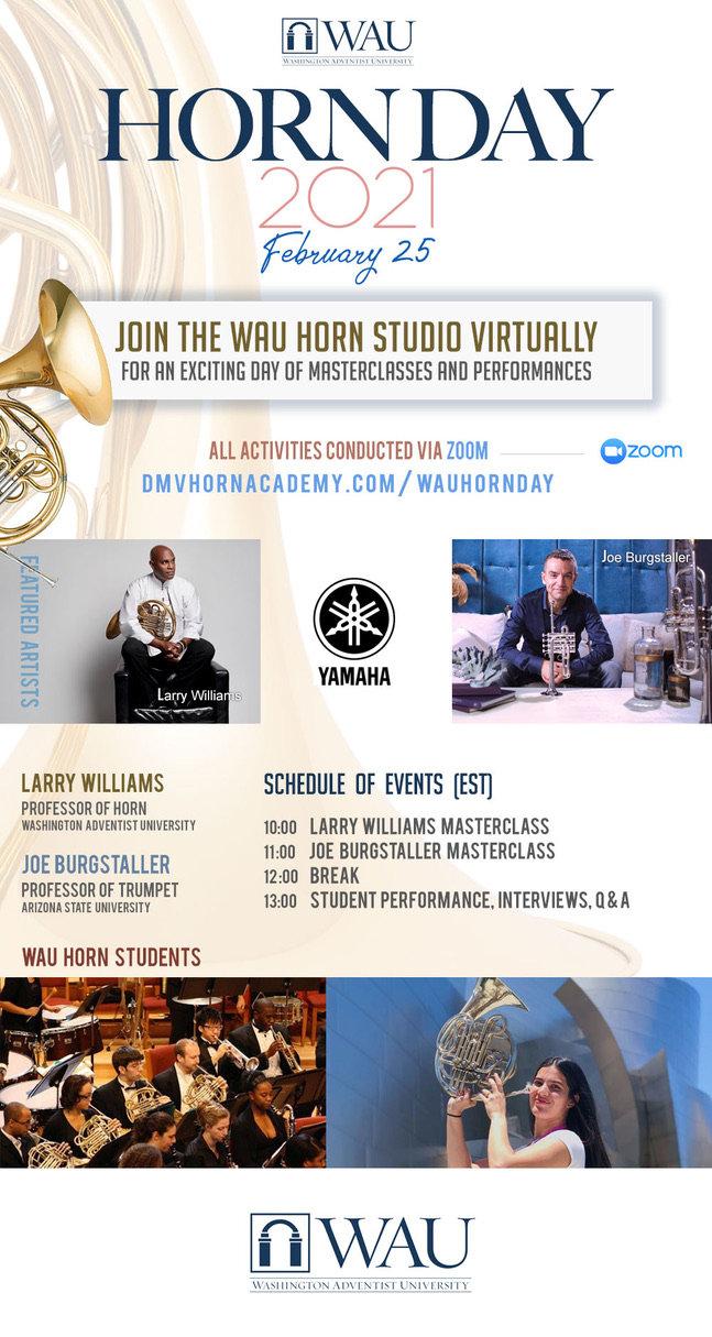 WAU Horn Day 2021