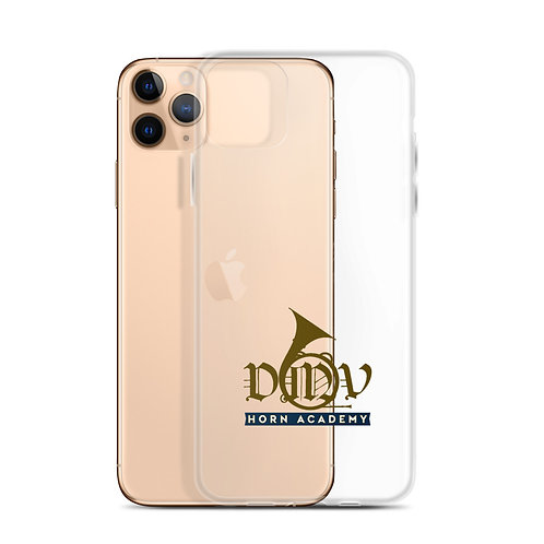 DMV Horn Academy iPhone Case