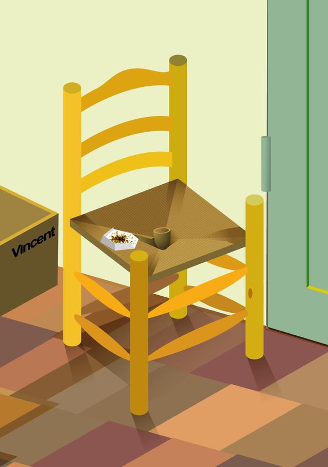 La sedia di Vincent