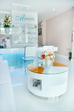 Machita Clinic - Reception area