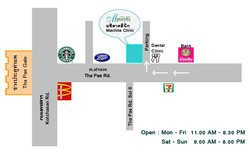 Machita Clinic - Map