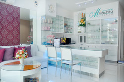 Machita Clinic - Reception Desk
