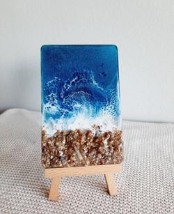 3D sand wave