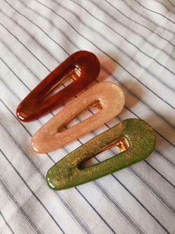 Wine tinted clips