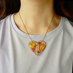 Half of a heart
