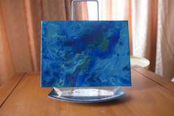 "Lapis Lazuli    6 x 8"""