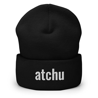 "Atchu ""I Don't Know"" Beanie"