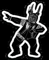 Kisagvigmiut Traditional Dancer - Arnold
