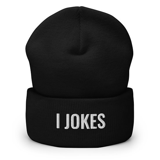I Jokes Beanie