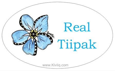 Real Tiipak Stickers