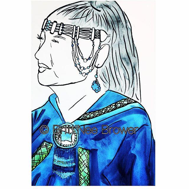 104 • _Audrey_ #FurRondy2017 • #InupiaqA