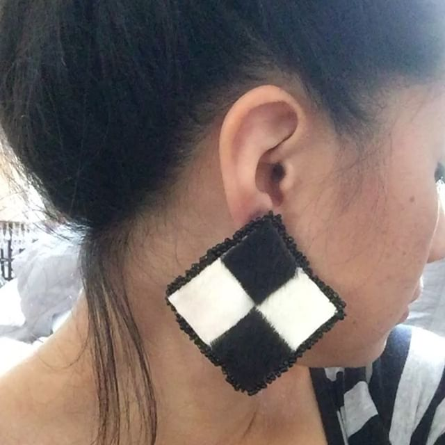 Qupak Earrings