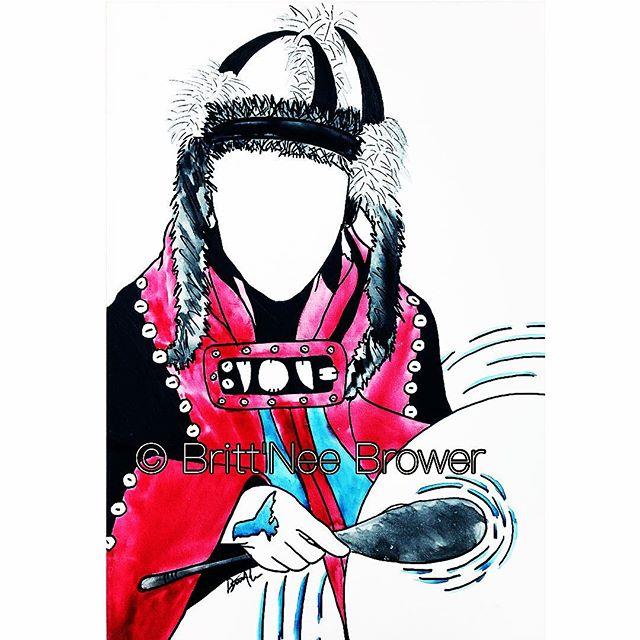 103 • _Shaga_ #FurRondy2017 • #InupiaqAr