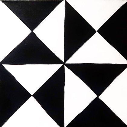 """""""Sisamat - Four"""" Canvas"""