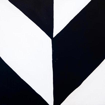 """Tallimat Malguk - Seven"" Canvas"