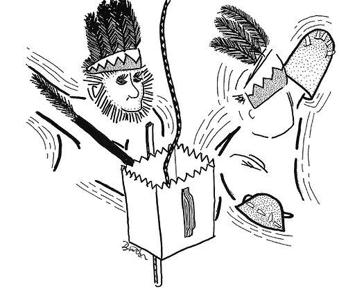 Kalukaq - Box Drum