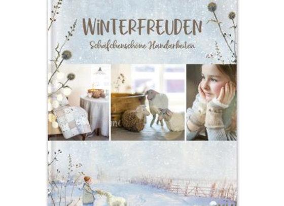 Buch Winterfreuden - Schäfchenschöne Handarbeiten