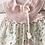 Thumbnail: Acufactum Baumwollstoff Elfengarten rosa