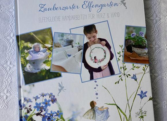 Stick- & Nähbuch Zauberzarter Elfengarten