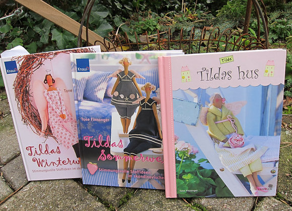 "Nähen aus ""Tilda Bücher"""