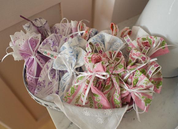 leere Lavendelsäckli