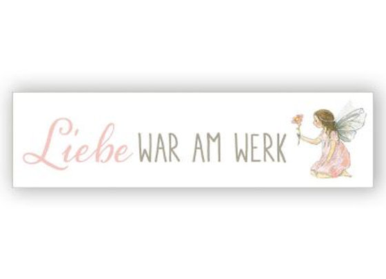 Webetikett Liebe war am Werk