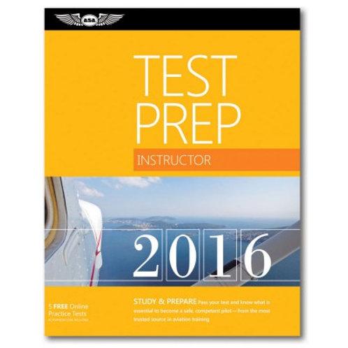 Certified Flight Instructor Test Prep (ASA)