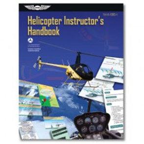 Helicopter CFI Handbook (FAA)
