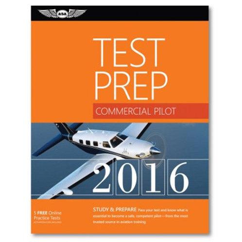 Commercial Pilot Test Prep (ASA)