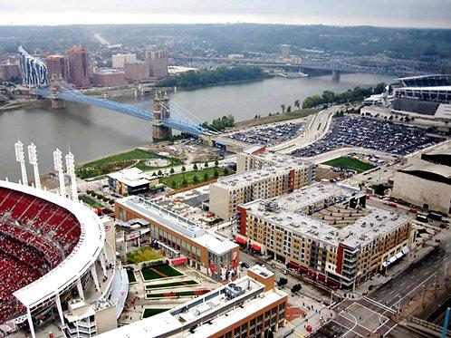 Best of Cincinnati for 3 passengers