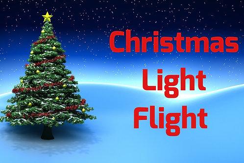 Christmas Light Flight for 3