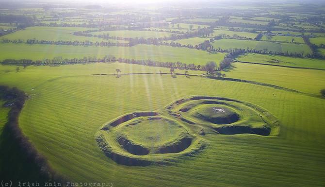 St. Patrick & The Hill Of Tara...