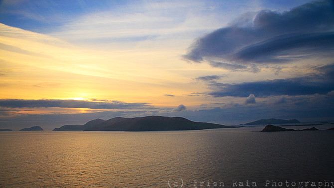 Sunset In Kerry...