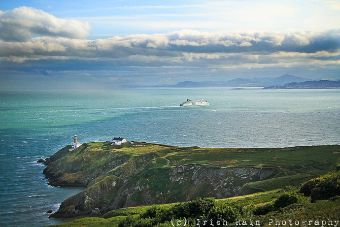 Views From Howth...